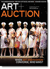 Art Aauction Magazine - June 2010