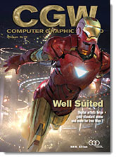 Computer Graphics World Magazine - May 2010