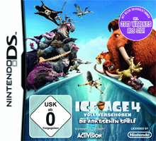 6050 - Ice Age 4: Continental Drift(EU)