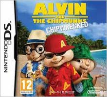 6129 - Alvin and the Chipmunks Chipwrecked (EU)