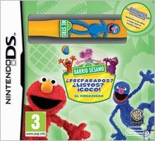 6350 - Sesame Street - Ready, Set, Grover!(EU)