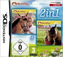 6365 - 2 in 1 - My Riding Stables + My Riding Stables - Life with Horses (EU)