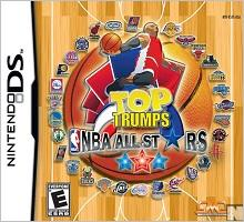 6394 - Top Trumps - NBA All Stars(US)