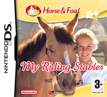 6488 - 2in1 My Riding Stables And My Western Horse(EU)