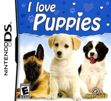 6519 - I Love Dogs - My Cute Puppies(EU)