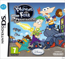 6529 - Phineas and Ferb - Across the 2nd Dimension(EU)
