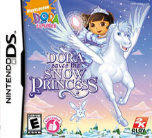 6530 - Dora the Explorer - Dora Saves the Snow Princess(EU)