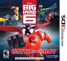 6536 - Disney Big Hero 6 Battle In The Bay(EU)