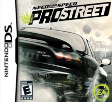 Need for Speed - ProStreet(EU)