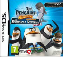 6541 - Penguins of Madagascar, The - Dr. Blowhole Returns Again(EU)