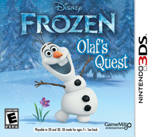 6547 - Disney Frozen - Olafs Quest(EU)