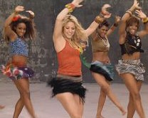 Shakira-Waka Waka (Shakira's MTV for World Cup 2010)