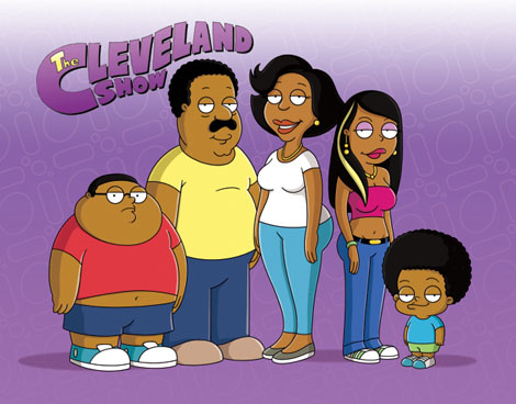 The Cleveland Show - Season 1 - Episode 1 - 15
