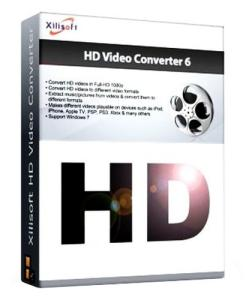 Xilisoft HD Video Converter 6.6.0.0623 (Portable)
