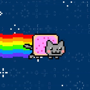 Nyan Cat DS