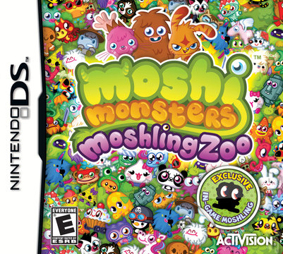 Moshi Monsters: Moshling Zoo