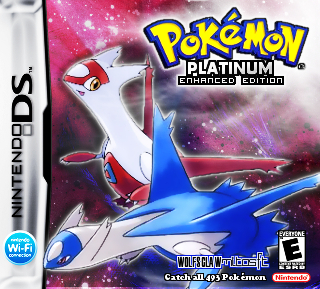 Pokemon Platinum Enhanced Edition