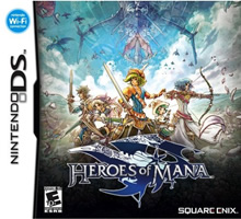 Heros of mana (US)