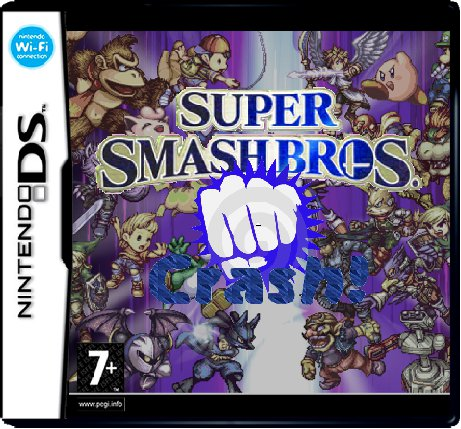 Super Smash Bros Crash! DS