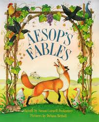 Aesop's Fables 1-13 (mp3)