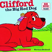7 Clifford the Big Red Dog books (mp3)